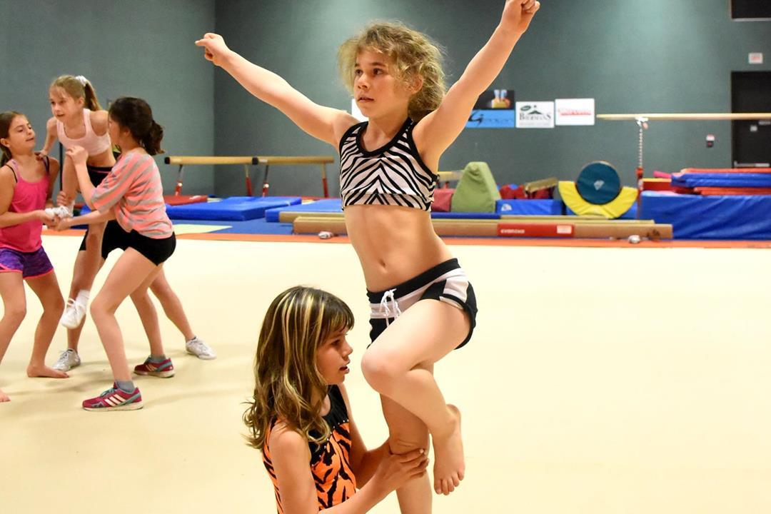 cheerleading pratique
